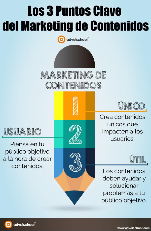 3-puntos-clave-marketing-contenidos-infografia-el-editor-gestor-mercadeo-editorial-estrategia
