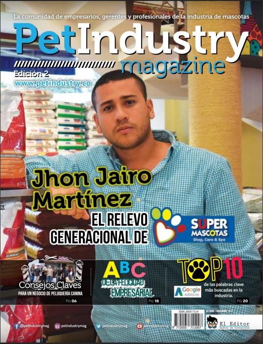 Portada-edición-2-Pet-industry el editor colombi